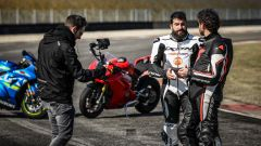 Ducati Panigale V4s vs Suzuki GSX-R1000R: concludendo...