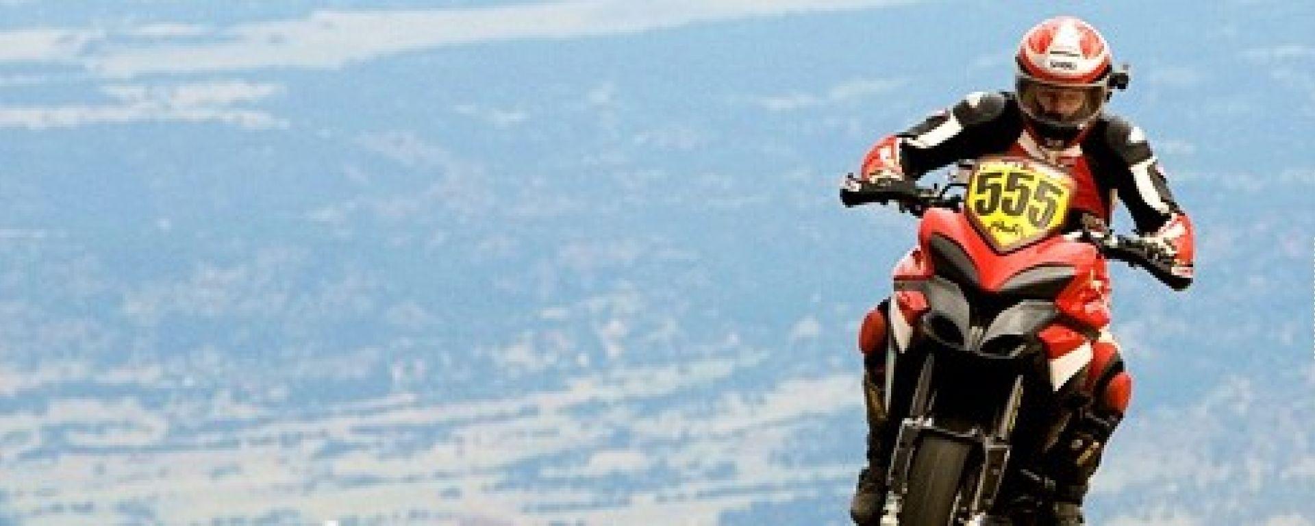 Ducati alla Pikes Peak 2011