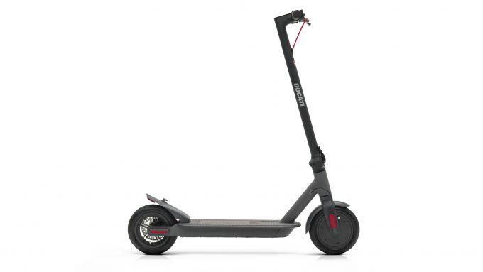 Ducati Pro-I Evo: visuale laterale