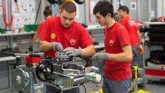 Ducati Progetto DESI, formazione specialisti