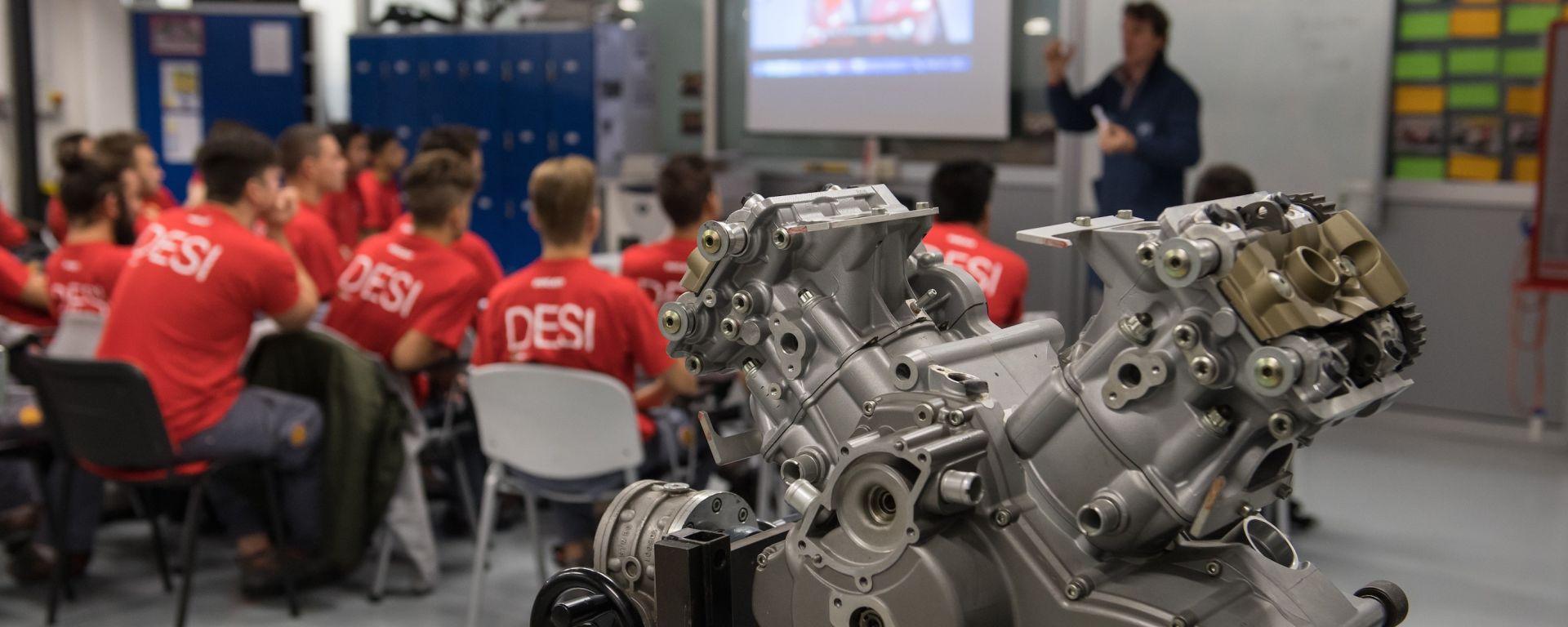 Ducati Progetto DESI II