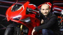 Ducati Project 1708: il boss Claudio Domenicali conferma il progetto Superleggera V4