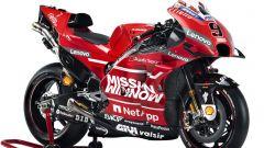 Ducati Project 1708: la Desmosedici GP19