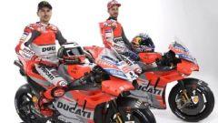Ducati punta ancora su Dovizioso e Lorenzo...con qualche riserva