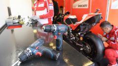 Bosch Professional e Team Ducati MotoGPRacing: dopo 10 anni la partnership continua