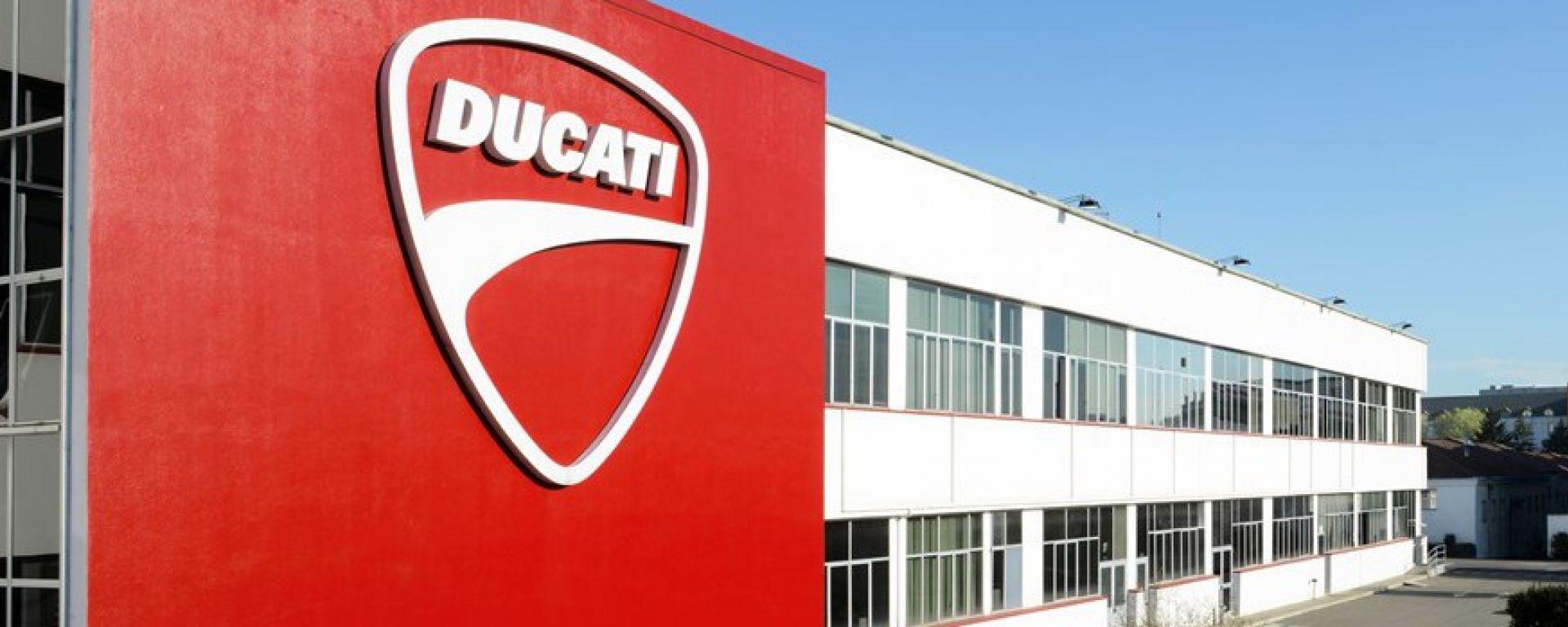 Ducati: raffica di novità nel 2016