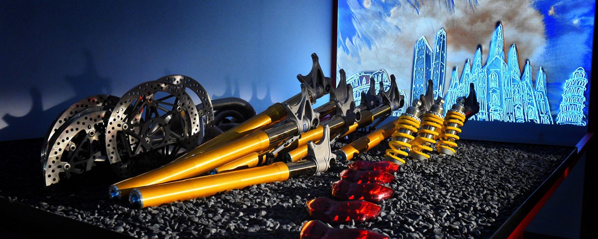 Ducati al Salone del Mobile