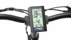 Ducati SCR-E: il display LCD