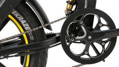 Ducati SCR-E: il gruppo di trasmissione