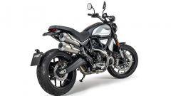 Ducati Scrambler 1100 Dark PRO, la porta d'accesso alle maxi Scrambler - Immagine: 5