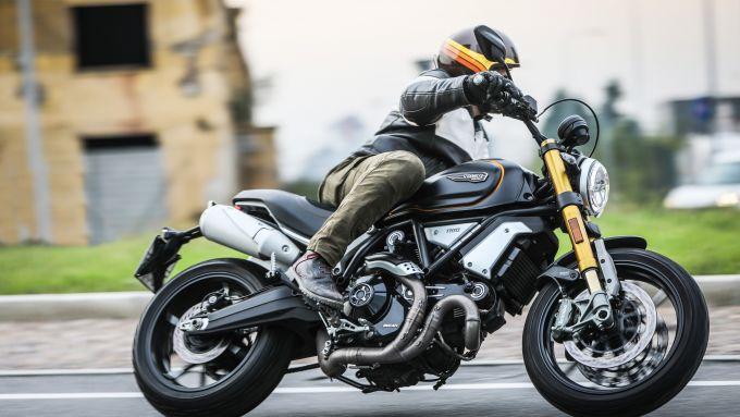 Ducati Scrambler 1100 Pro e 1100 Pro Sport: la prova su strada di Motorbox della 1100 Sport