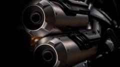 Ducati Scrambler 1100 Pro e Pro Sport: i tubi di scarico