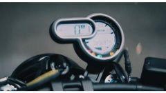 Ducati Scrambler 1100 Pro e Pro Sport: la strumentazione