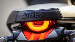 Ducati Scrambler 1100 Sport: faro posteriore a LED