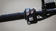 Ducati Scrambler 1100 Sport: i blocchetti