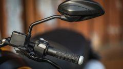 Ducati Scrambler 1100 Sport: la frizione idraulica è leggera da azionare