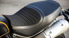 Ducati Scrambler 1100 Sport: la sella