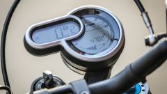 Ducati Scrambler 1100 Sport: la strumentazione digitale