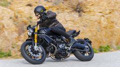 Ducati Scrambler 1100 Sport Pro in azione