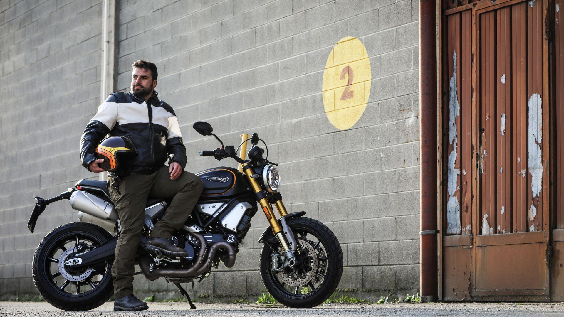 Abbigliamento Ducati Scrambler