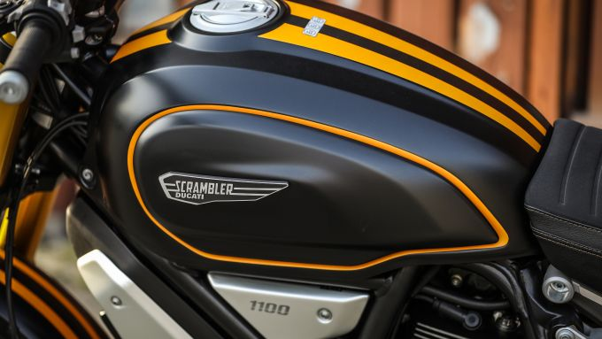 Serbatoio Ducati Scrambler 1100 Sport