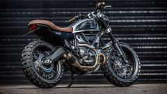 Ducati Scrambler by Down & Out Cafe Racers