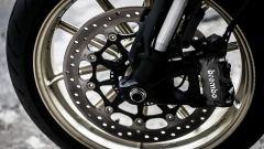 Ducati Scrambler Café Racer, freni Brembo con ABS Bosch