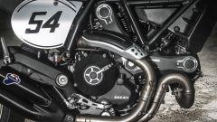 Ducati Scrambler Café Racer, il motore Desmodue da 75 CV