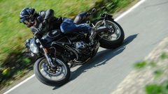 Ducati Scrambler Café Racer, la seduta è un po' dura