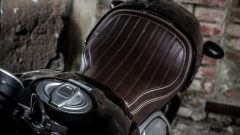 Ducati Scrambler Café Racer, la sella