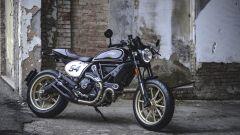 Ducati Scrambler Café Racer, lo stile è decisamente riuscito