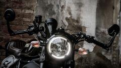 Ducati Scrambler Café Racer, luce di posizione a Led