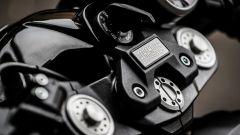 Ducati Scrambler Café Racer, piastra di sterzo