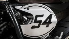 Ducati Scrambler Café Racer, regolazione precarico mono