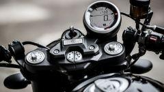 Ducati Scrambler Café Racer, strumentazione