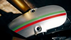 Ducati Scrambler Club Italia: i parafanghi sono in alluminio