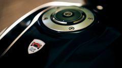 Ducati Scrambler Club Italia: il tappo serbatoio è in alluminio