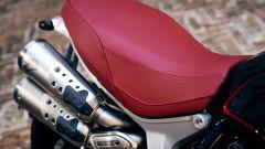 Ducati Scrambler Club Italia: la sella di Poltrona Frau