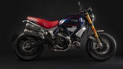 Ducati Scrambler Club Italia: la vista laterale