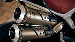 Ducati Scrambler Club Italia: scarichi in titanio Termignoni
