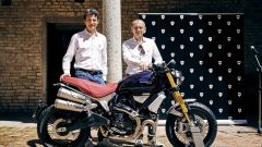 Ducati Scrambler Club Italia: una 1100 Pro ulteriormente arricchita