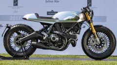 Ducati Scrambler Concept Café Racer