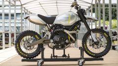 Ducati Scrambler Concept Desert Sled