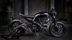 Ducati Scrambler Custom Rumble: la finalista Black Ant