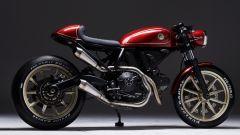 Ducati Scrambler Custom Rumble: la finalista ESG Rumble 400