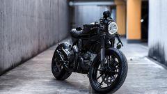Ducati Scrambler Custom Rumble: la finalistaThe BatAss