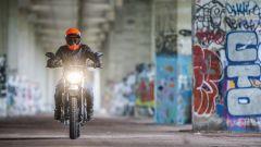 Ducati Scrambler Desert Sled, che grinta!