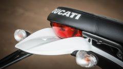 Ducati Scrambler Desert Sled, codino