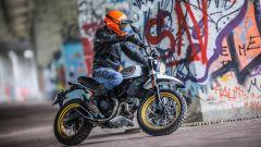 Ducati Scrambler Desert Sled, con lei si può giocare
