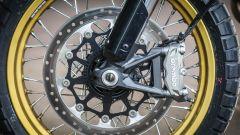 Ducati Scrambler Desert Sled, disco freno anteriore